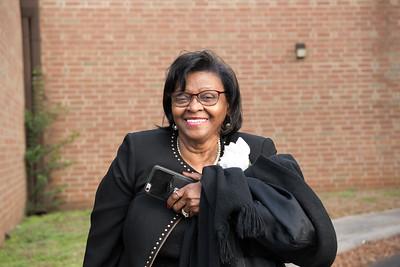 Ms. Margaret Hamilton Mobley