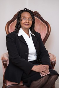 Dr. Phyllis Davis at T.D. Elder residence