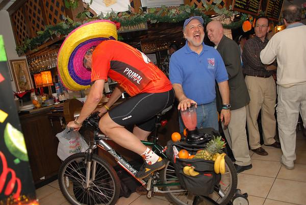 2008 Cinco de Maio, Corporate Sponsor Reception, Rider/Volunteer Meetings