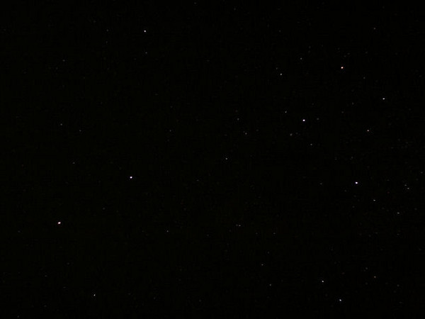 A time lapse movie of the Southern Cross. This is made up of a series of photographs.