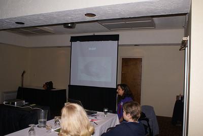 Lisa and technical skills folks