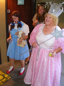 Dorothy and the Good Witch, 50-years and a few pounds later