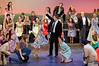 Dress rehearsal Footloose by the Acton-Boxborough High School Proscenium Circus.