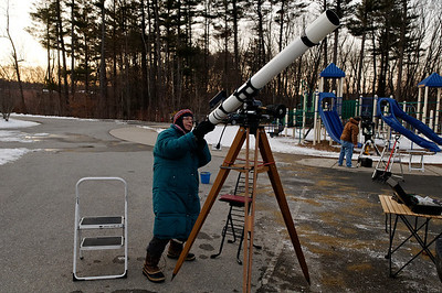 2012 Astronomy Star Party for 4th Graders at Acton elementary schools. Co-sponsored by Acton PIP, Acton Public Schools, and the  Amateur Telescope Makers of Boston (ATMob) . See http://actonpip.org/starparty.htm