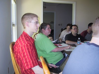 North Central District Committee Meeting 2005