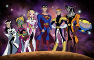 Legions of Super Heroes TV