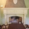 Chesterwood: Studio: Fireplace