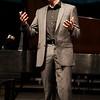 Stewart Center: Apprentice Recital: Daniel doing Bellini song