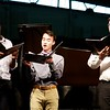 Stewart Center: Apprentice Recital: Forrest, Zen and (scholar), singing Pilgrim Hymn