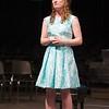 Stewart Center: Apprentice Recital: Madeleine introducing Debussy pieces