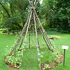 Stockbridge: Berkshire Botanical Garden: PlayDate!: Bill Cummings' Tree Teepee