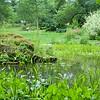 Stockbridge: Berkshire Botanical Garden: Pond Garden from back side