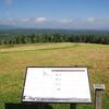 Sheffield: Bartholomew's Cobble: Hurlburt's Hill: Vista and sign