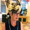 Sheffield: Benson Center: Anne's hat for today