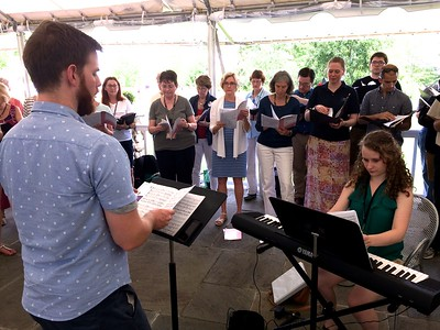 Berkshire Choral July 2017