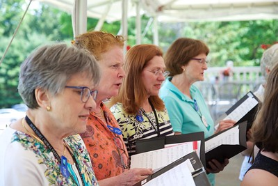 Norman Rockwell Singers 2016-07-20