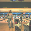 I Got One! <br /> Dani exclaiming how she knocked one pin down.