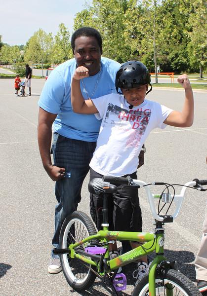 Boy Scout Pack 1657 Bike Rodeo