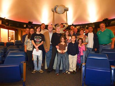 Brazosport Astronomy Club Christmas Party-12/20/11