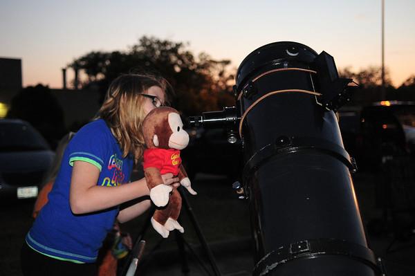 Brazosport Planetarium Astronomy Day-5/7/2011