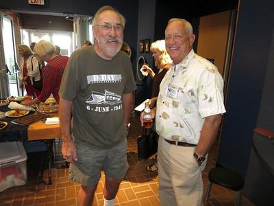 Brazosport Planetarium Trustee Meeting-9/24/15