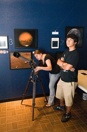 Public Star Gaze at the Planetarium-9/18/10