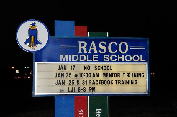 Rasco Star Party-2/11/11