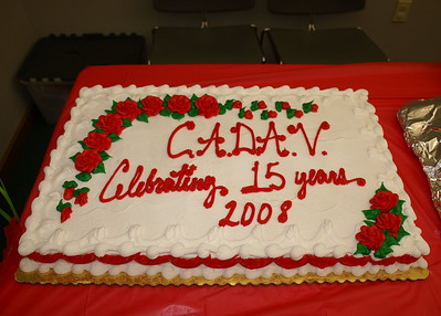 CADAV - 15th Year Celebration