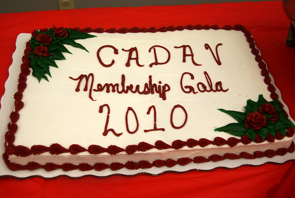 CADAV Membership Gala 2010