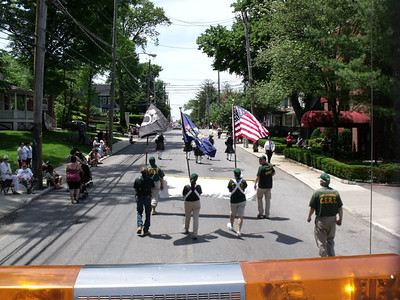 2014 Memorial Day Parade on Forest Ave