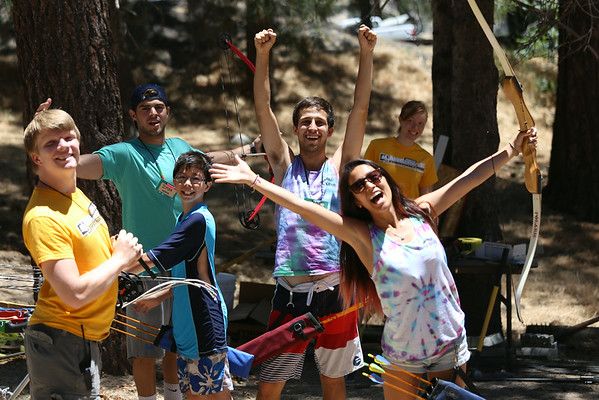 Camp Kesem UCLA 2014 - Week 2