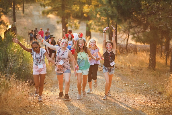 Camp Kesem UCLA 2016 - Week 2