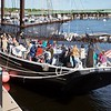 Newburyport: Schooner Adventure: Breakfast on deck