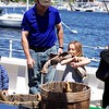 Newburyport: Schooner Adventure: Girl with toy fish