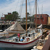 Schooner Ardelle: From dock