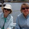 Schooner Ardelle: Kate and Doreen