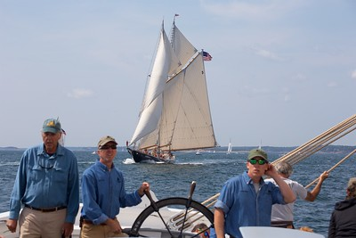 Schooner Festival Mayor's Race 2017-09-04