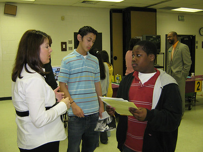 Career Day - Five Forks Middle School