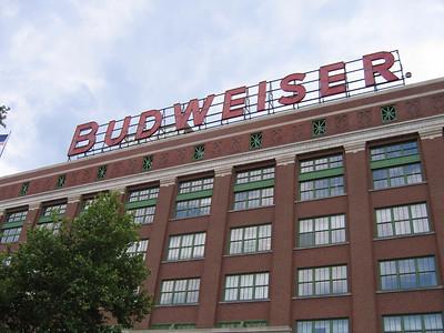 Budweiser!