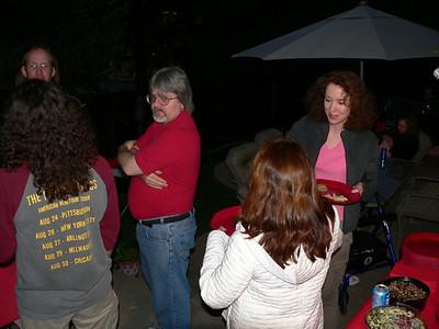 Jamie M, Scott C, T.C., Robin and Laura.