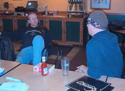 Scott Cleland and Todd Labo discuss guitars and teaching.