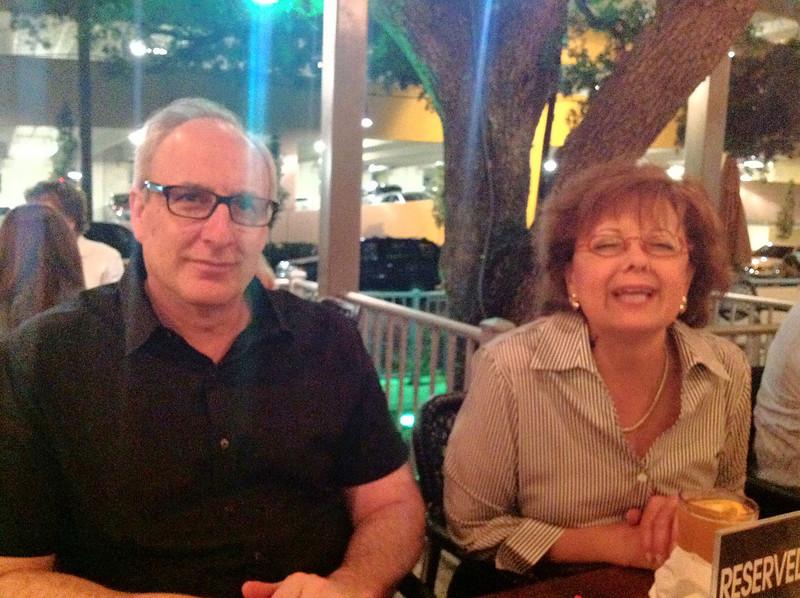 Mike Berman, Yvonne Donaldson