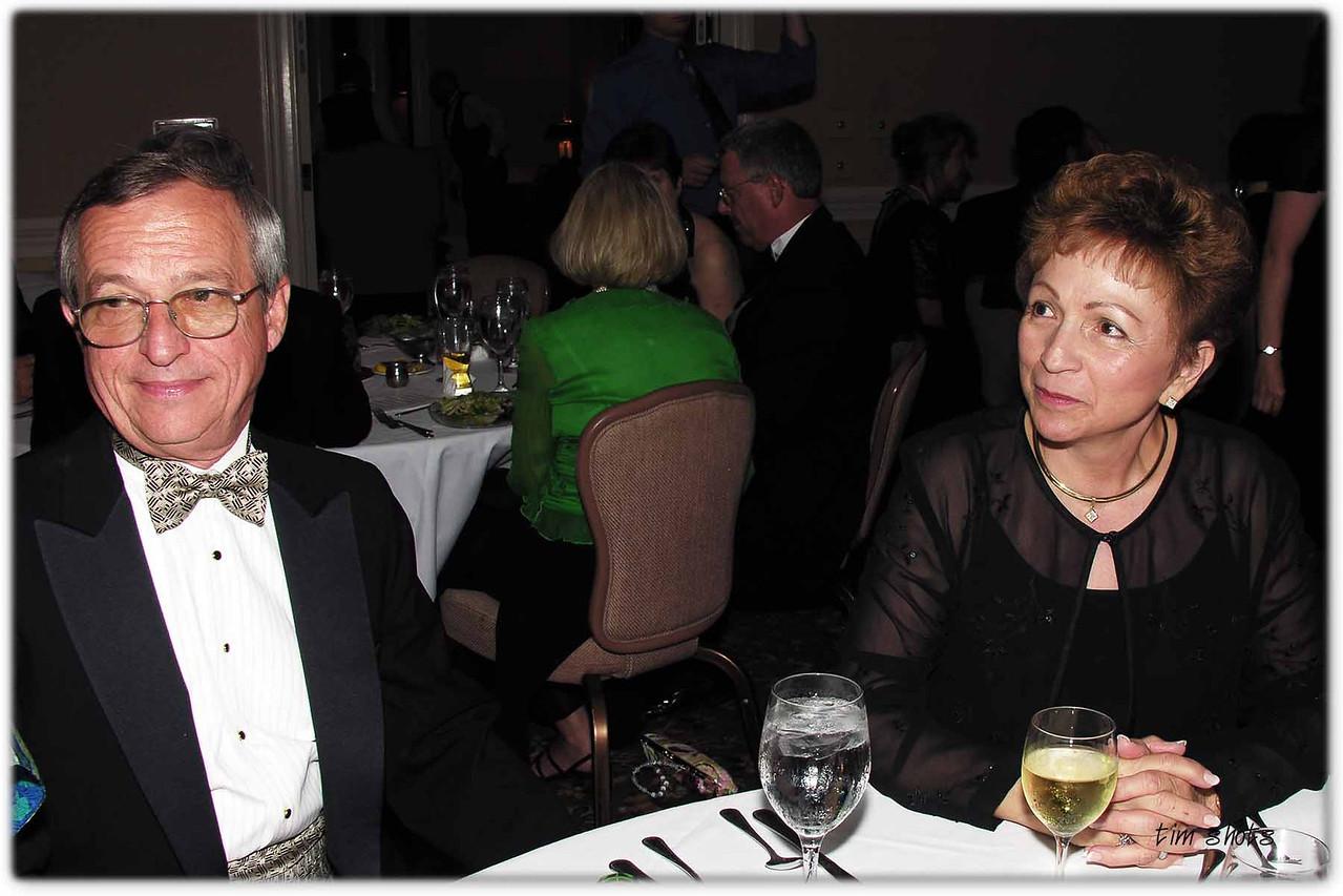 Cotillion Spring 2005 - Bob and Donna