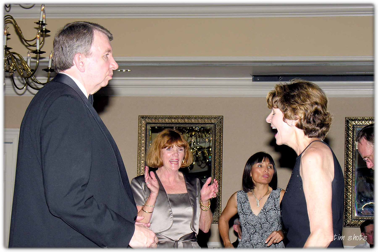 Cotillion Spring 2005 - John and Andrea having fun