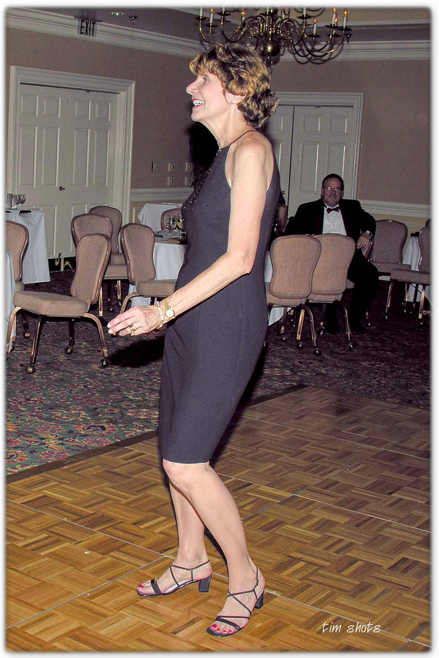 Cotillion Spring 2005 - Andrea shakes that thing!