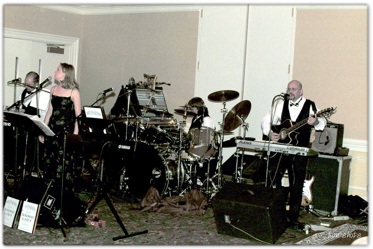 Cotillion Spring 2005 - the band
