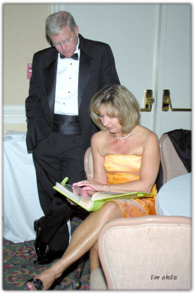 Cotillion Spring 2005 - Bill and Joyce