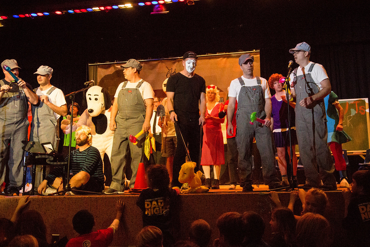 DN72 Takes to the Stage for Its Final Performance