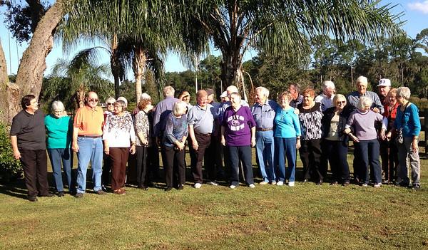 DeLand HS 60th reunion 2013