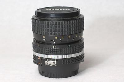 Nikon 35-70mm 3.3~4.5 Zoom Lens